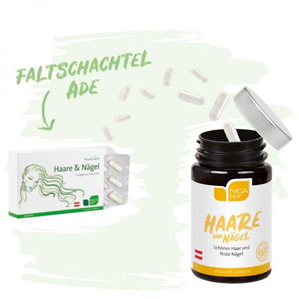 NutriCoach Haare & Nägel