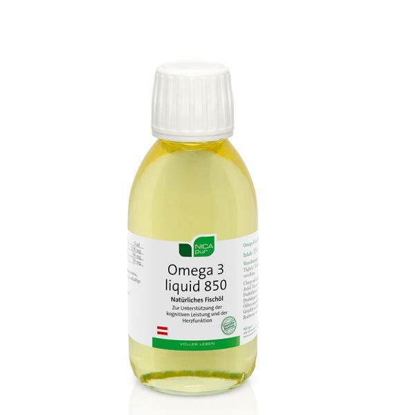 Omega 3 liquid 850