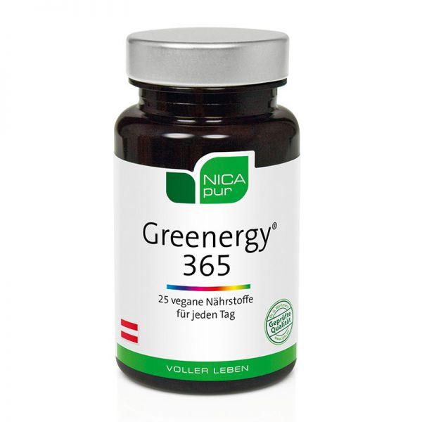 Greenergy - Vitamine für jeden Tag