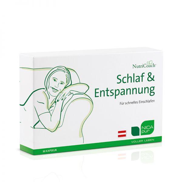 NutriCoach Schlaf & Entspannung