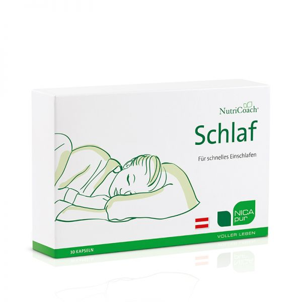 NutriCoach Schlaf