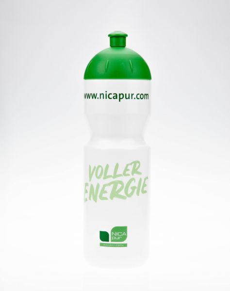 Trinkflasche für  den Sport