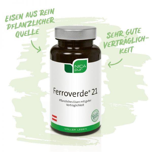 Ferroverde 21 - Eisen gut verträglich