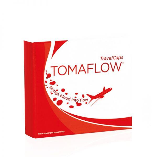 TomaFlow - Travelcaps